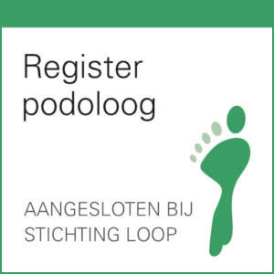Register podoloog